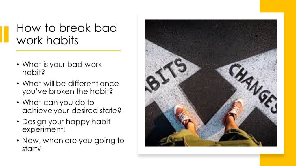 guide to habit change